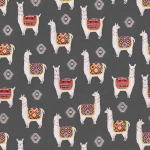 Кресло мешок груша BIG Lamas Grey