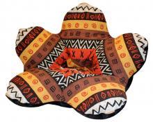 Кресло цветок African Symbols
