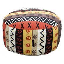 Кресло таблетка XL African Symbols