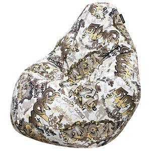 Кресло мешок груша BIG Art Brown