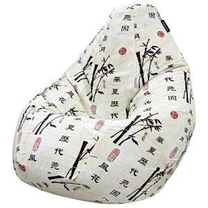 Кресло мешок груша SUPER BIG Bamboo