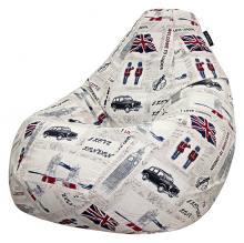 Кресло мешок груша BIG Beefeater