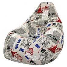 Кресло мешок груша BIG Belfast