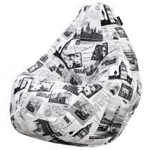 Кресло мешок груша SUPER BIG Big Ben
