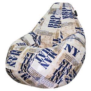 Кресло мешок груша BIG Brooklyn