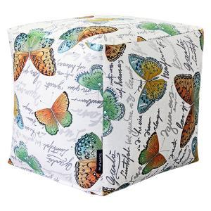 Внешний чехол для пуфика Butterfly