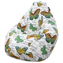Кресло мешок груша SUPER BIG Butterfly