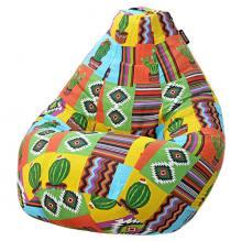 Кресло мешок груша SUPER BIG Cactus