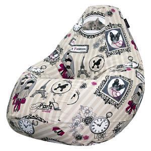 Кресло мешок груша SUPER BIG Candy