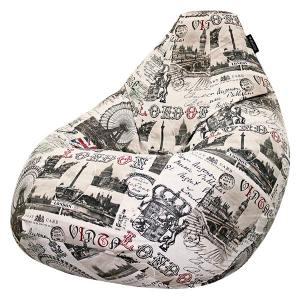 Кресло мешок груша SMALL Chelsea