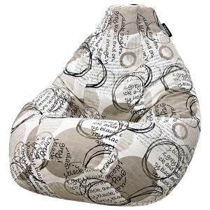 Кресло мешок груша BIG Circle
