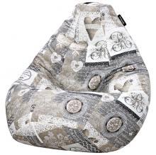 Кресло мешок груша SUPER BIG Couture