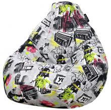 Кресло мешок груша SUPER BIG Doggy