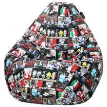 Кресло мешок груша SUPER BIG Fashion Scooter