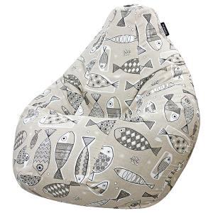 Кресло мешок груша SUPER BIG Fish