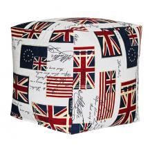 Внешний чехол для пуфика Flag of England