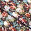 цена Кресло мешок груша SMALL Flores Brown