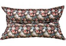 Кресло подушка Flores Brown