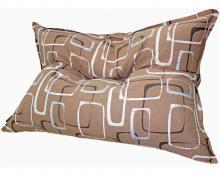 Кресло подушка Geometria Brown