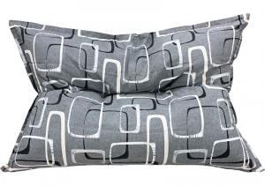 Кресло подушка Geometria Grey