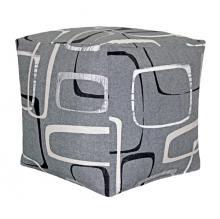 Пуфик Geometria Grey
