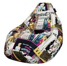 Кресло мешок груша BIG Gloria