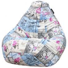 Кресло мешок груша SUPER BIG Grace
