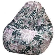 Кресло мешок груша SMALL Jungle 37