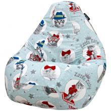 Кресло мешок груша SUPER BIG Kitty