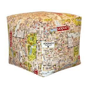 Пуфик London Map