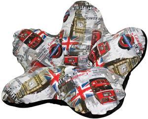 Кресло цветок London Mix