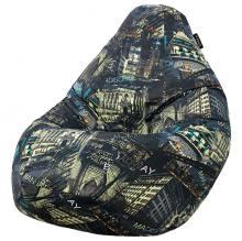 Кресло мешок груша SMALL Madison Avenue