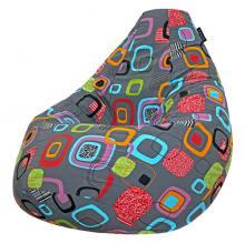Кресло мешок груша SMALL Mamba
