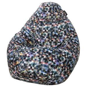 Кресло мешок груша BIG Matrix
