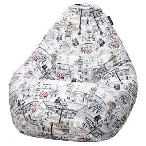 Кресло мешок груша BIG Mezzo