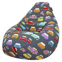 Кресло мешок груша SUPER BIG Mini