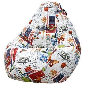 Кресло мешок груша BIG Monica