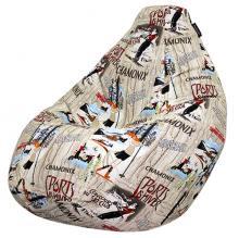 Кресло мешок груша SUPER BIG Mountain
