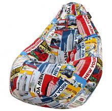 Кресло мешок груша SUPER BIG Nice
