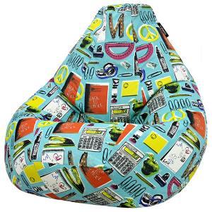 Кресло мешок груша SUPER BIG Old School