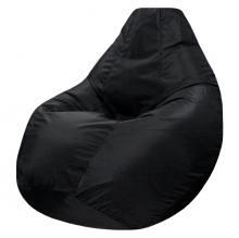 Кресло мешок груша BIG Oxford Black