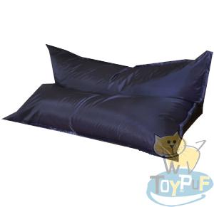 Кресло подушка Oxford Electric vs Black