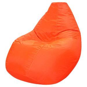 Кресло мешок груша SMALL Oxford Orange