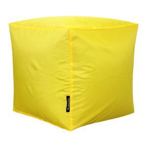 Пуфик Oxford Yellow