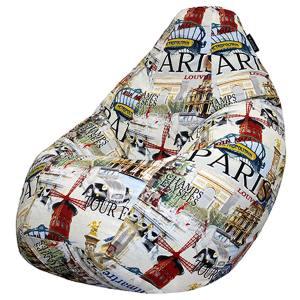 Кресло мешок груша SMALL Paris