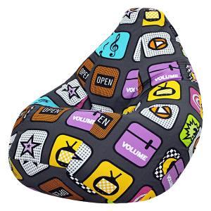 Кресло мешок груша SUPER BIG Play