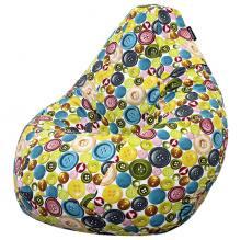 Кресло мешок груша SMALL Pugovka