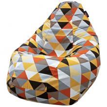 Кресло мешок груша SMALL Rombus