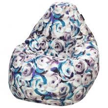 Кресло мешок груша SUPER BIG Rose 01
