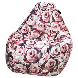 Кресло мешок груша SMALL Rose 02